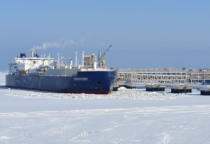 Russian giant announces launch of third LNG train in Yamal