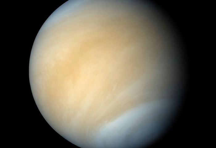 New gas discovery on Venus?